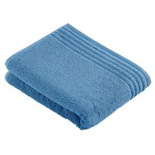 Vienna steel blue towel range