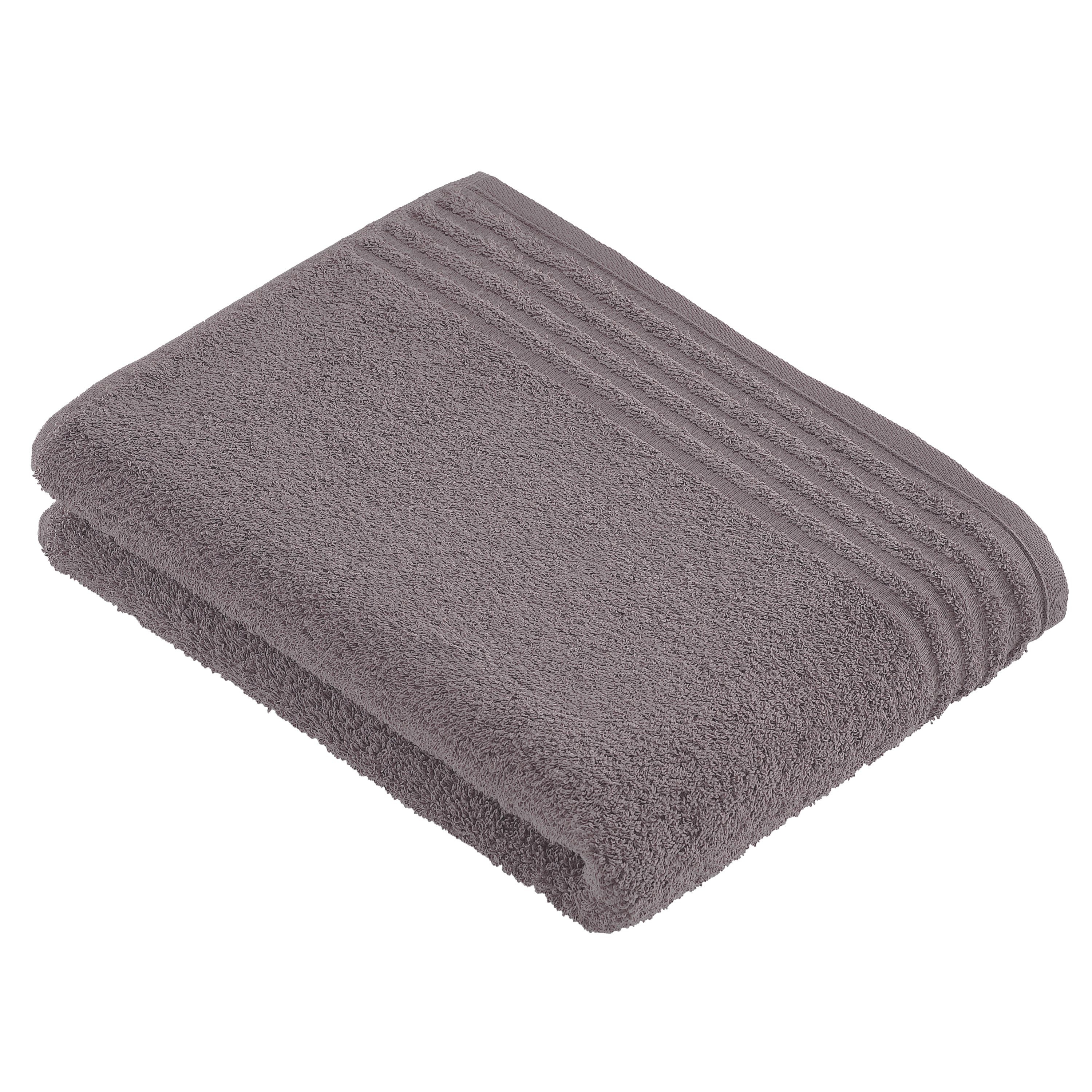 Vienna pebble towel range