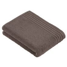 Vienna style slate grey towels