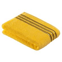 Cult de Luxe bath towel range sunflower