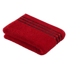 Vossen Cult de Luxe bath towel range purpur
