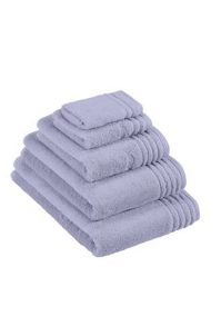 Vienna towel range in bell flower