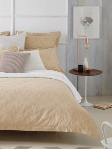 Hellman Wheat bed linen range
