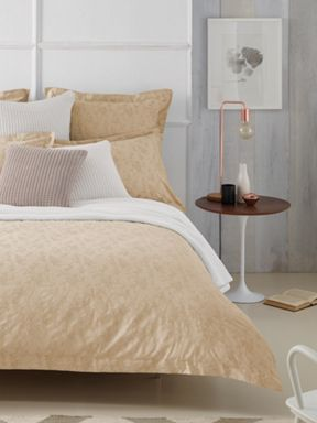 Sheridan Hellman Wheat bed linen range