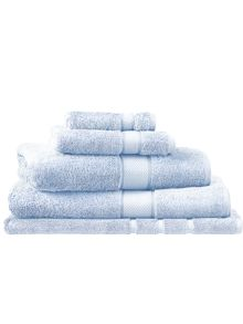 Sheridan Egyptian luxury breeze towel range
