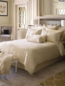 Sheridan Glenroy bed linen range in Gold