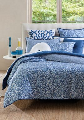 Sheridan Anicia bed linen in fresco blue