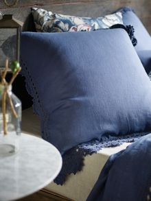 Indigo evelina bed linen