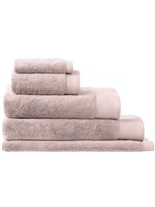 Luxury retreat dusk towel range