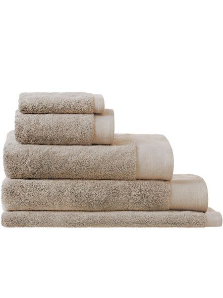 Sheridan Luxury retreat natural bath towel
