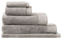 Sheridan Luxury retreat towels in platinum