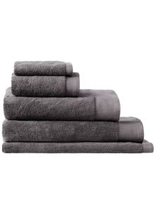 Sheridan Luxury retreat smoke towel range
