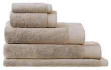 Luxury retreat towels in natural