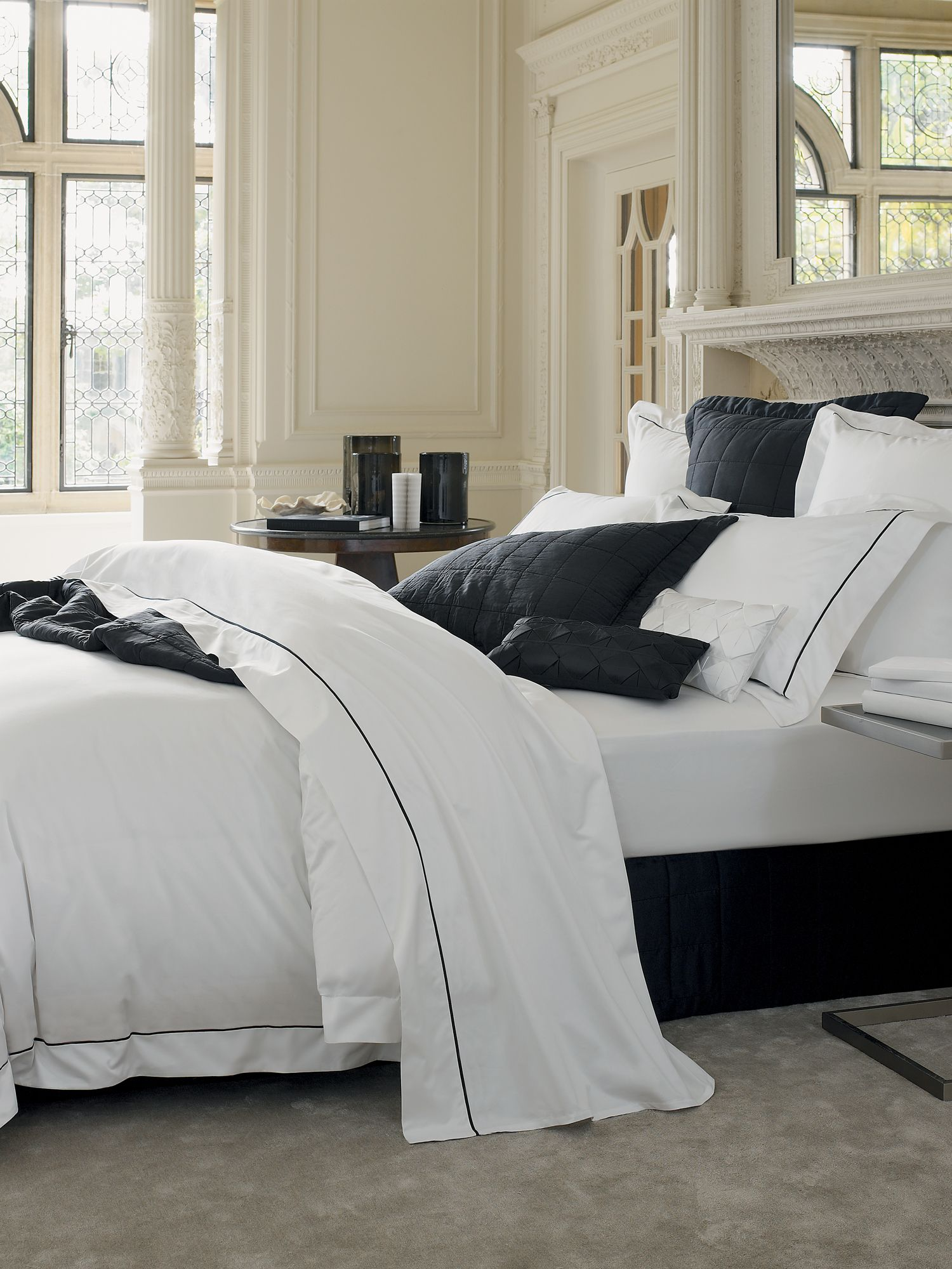 Lazlo Midnight Bed Linen