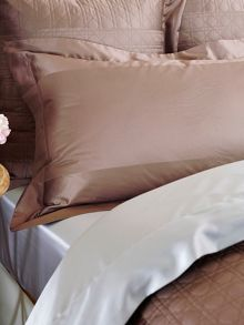 Brabizon Carob bedding range