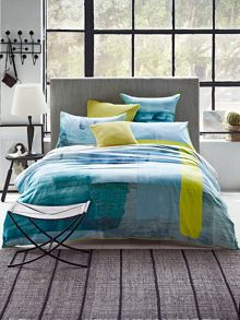 Finley bedding range in lagoon