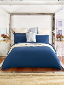 Shawcraft bedding range in indigo