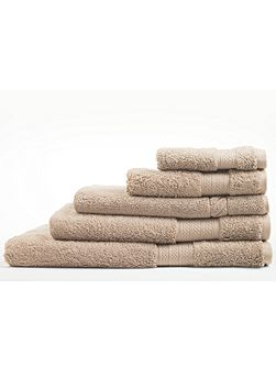 Luxury egyptian natural bath sheet