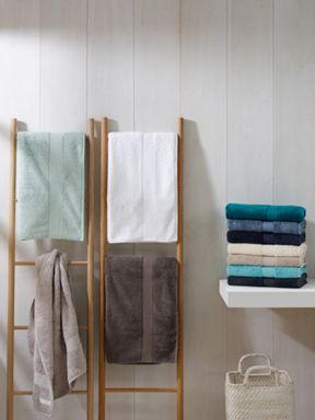 Sheridan Luxury Egyptian Natural towel range