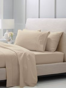 Hotel-Weight Luxury Peat oxford pillowcase