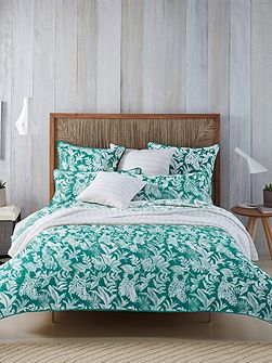 Coralreef Forest double duvet cover