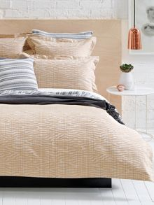 Hamersley Wheat bed linen range