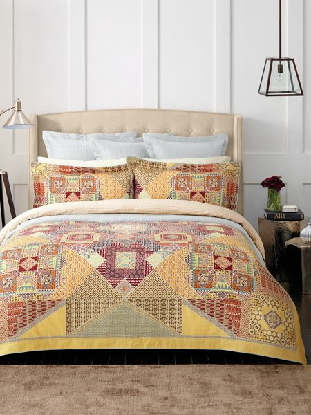 Sheridan Aiken Sable super king duvet cover