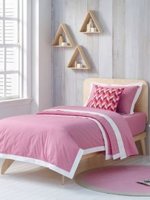 Perry Orchid bed linen range