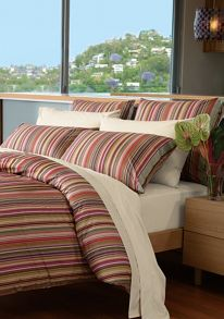 Jaipur bed linen in multi