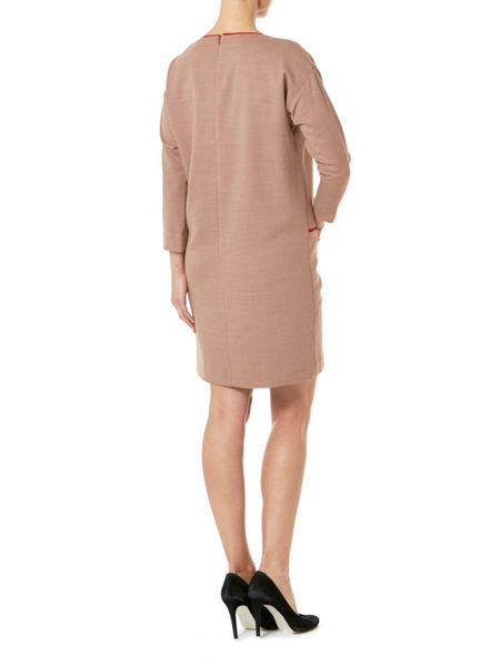 Helen McAlinden Rena round neck dress