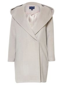 Helen McAlinden Hooded Coat
