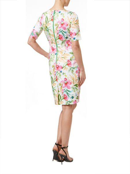 Helen McAlinden Marcela floral dress