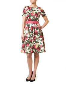 Helen McAlinden Maggie Floral dress