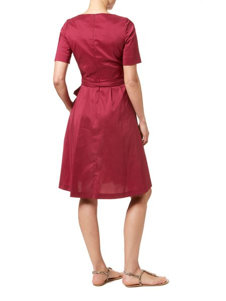Helen McAlinden Round Neck Dress