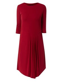 Helen McAlinden Front pleat dress