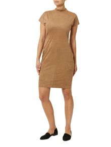 Helen McAlinden Cindy Rock Neck Dress