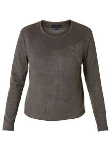 Helen McAlinden Round neck top