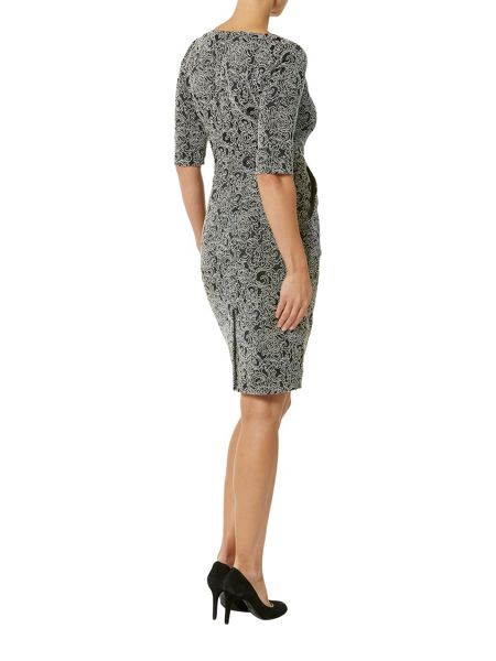 Helen McAlinden Vee neck dress