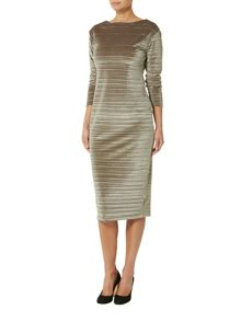 Helen McAlinden Julia round neck dress