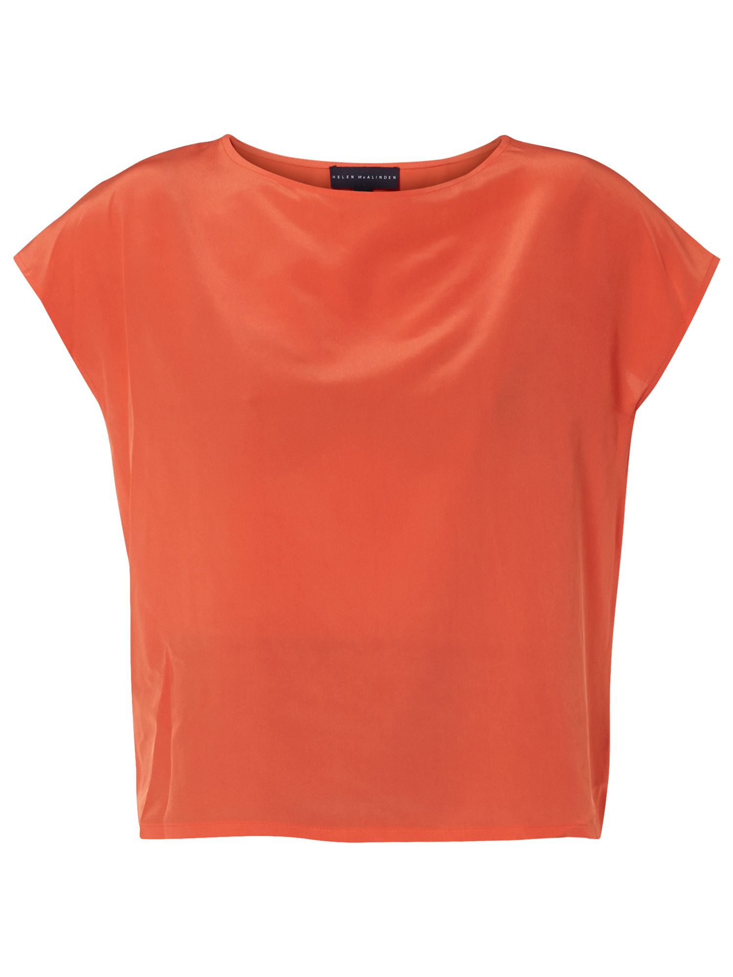 Helen McAlinden Lucy Top, Orange