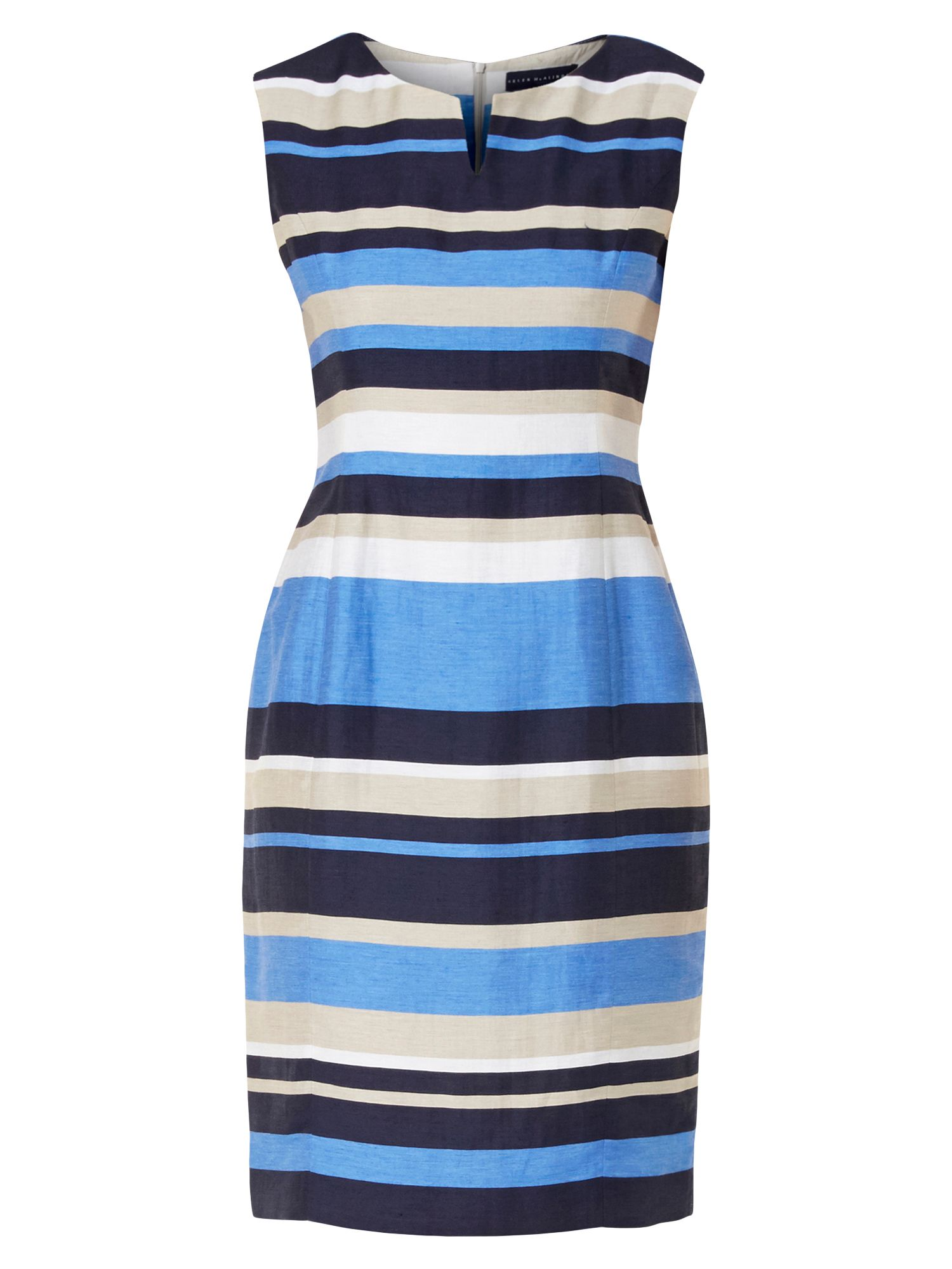 Helen McAlinden Tessa Dress, Blue