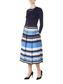 Helen McAlinden Flared Skirt