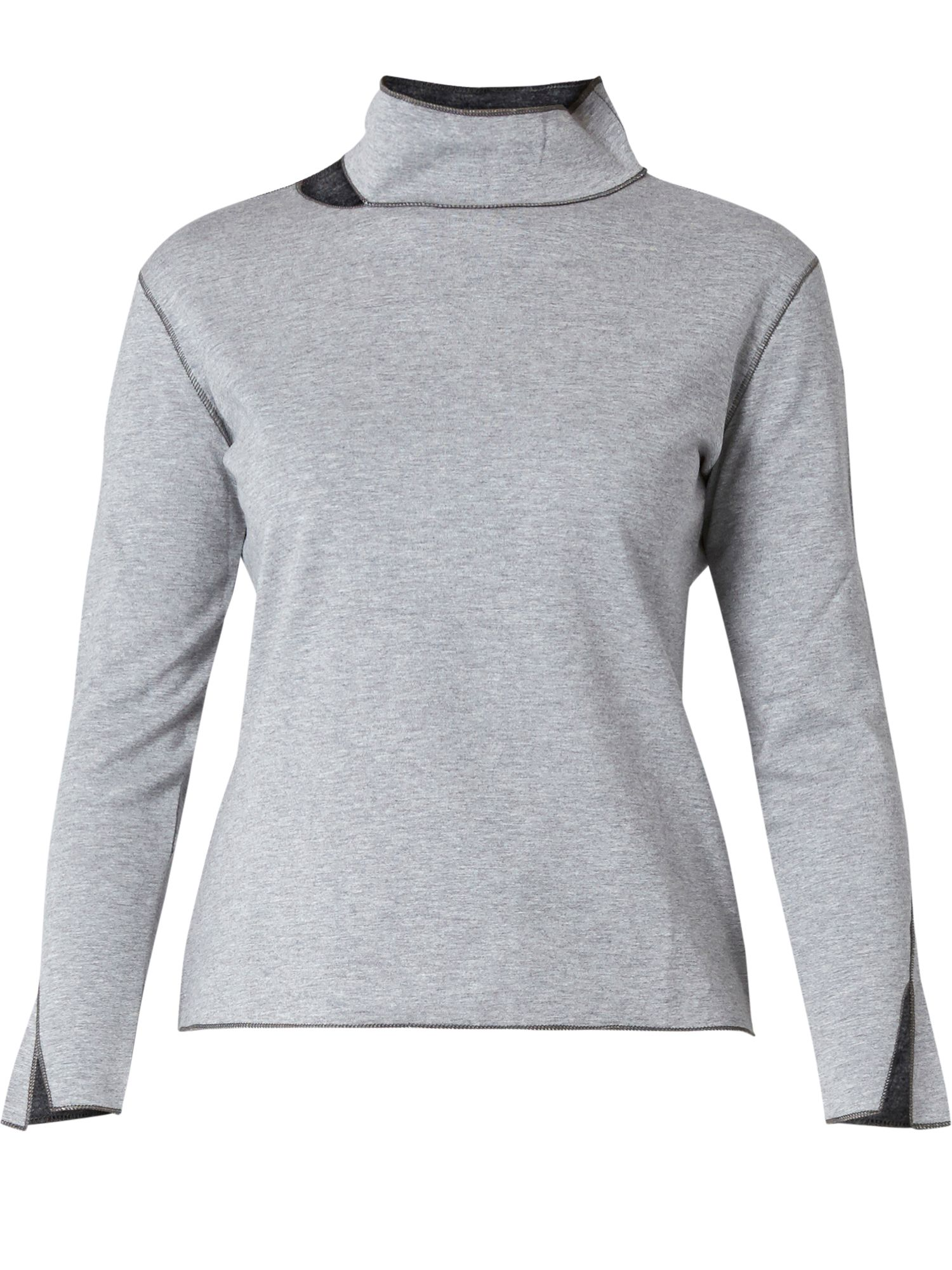 Helen McAlinden De Constructed Top, Grey