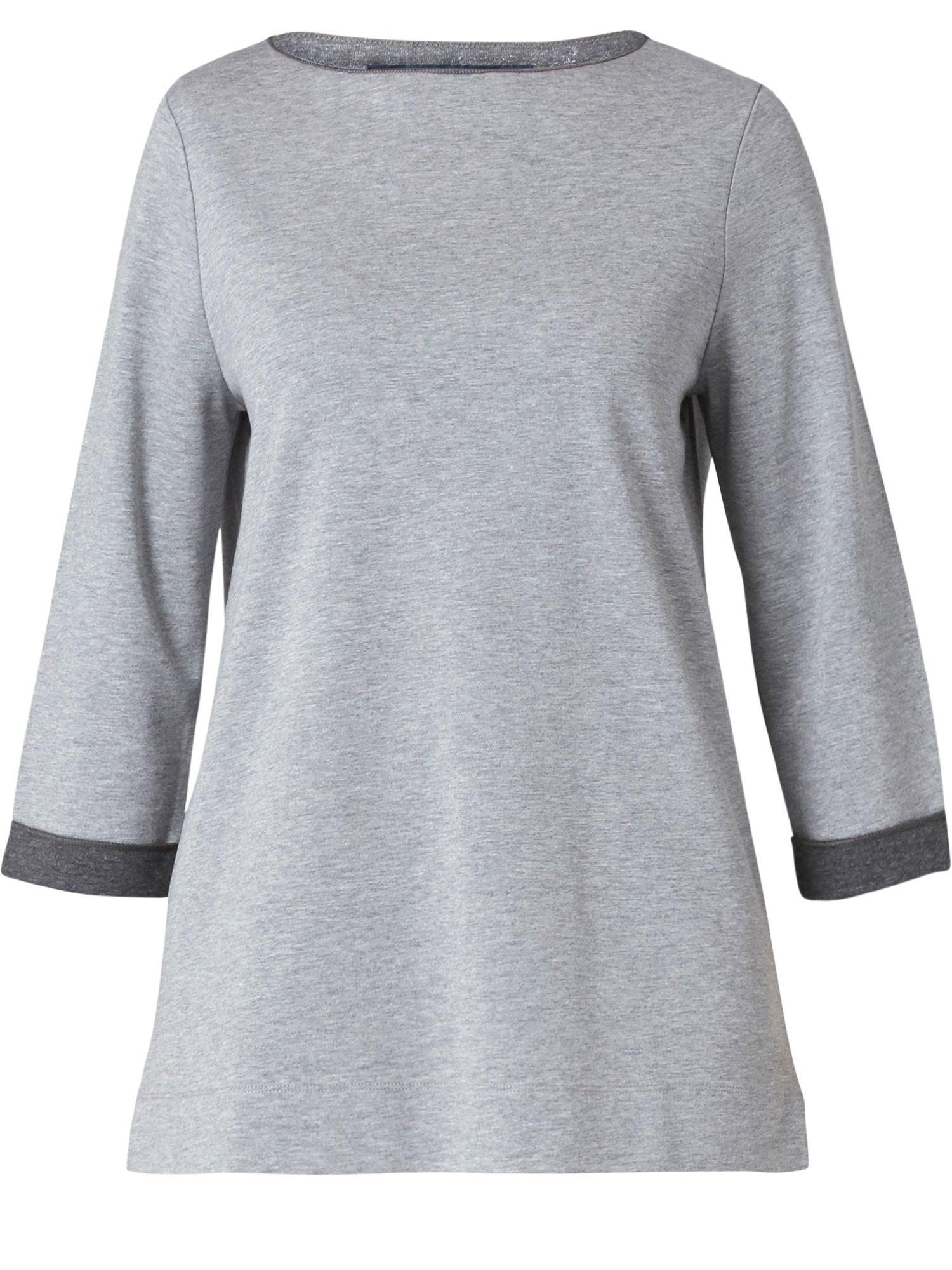Helen McAlinden Tunic Top, Grey