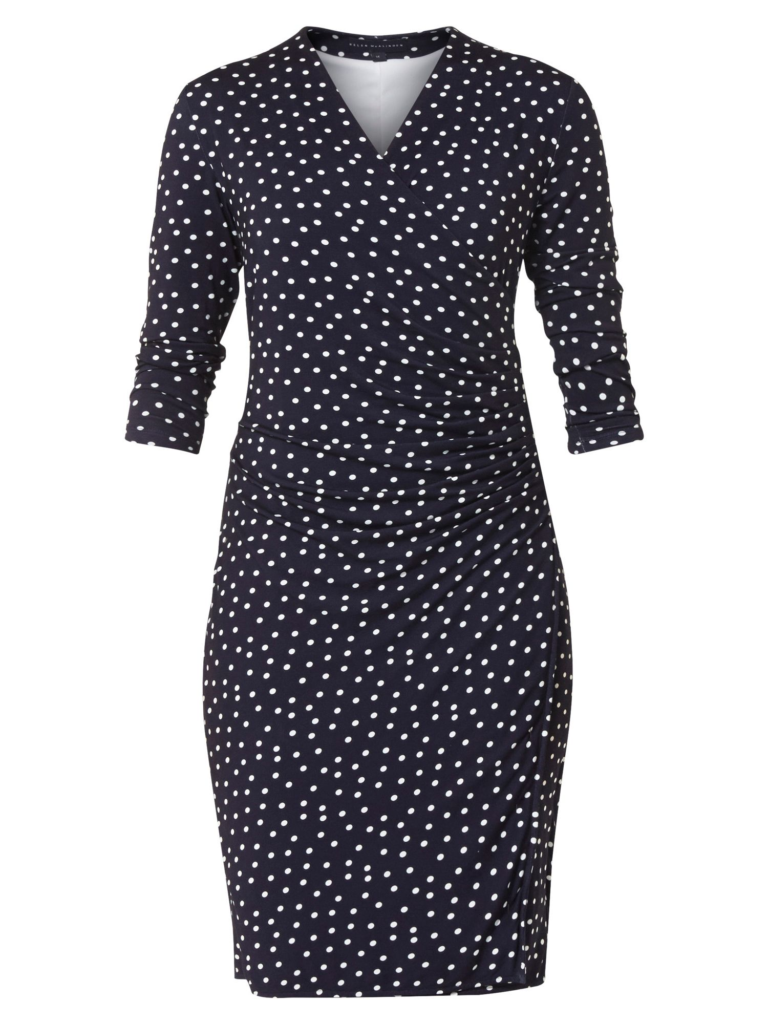 Helen McAlinden Melinda Jersey Dress, Blue