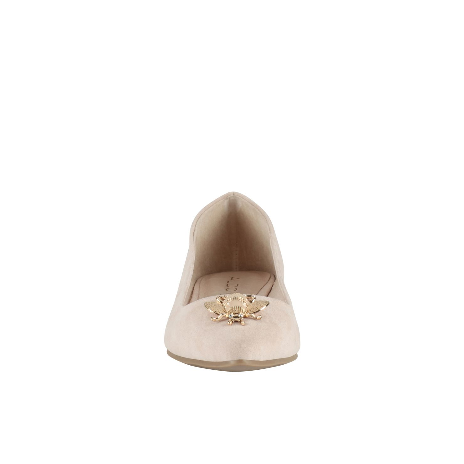 Gwoeng almond toe ballerina shoes