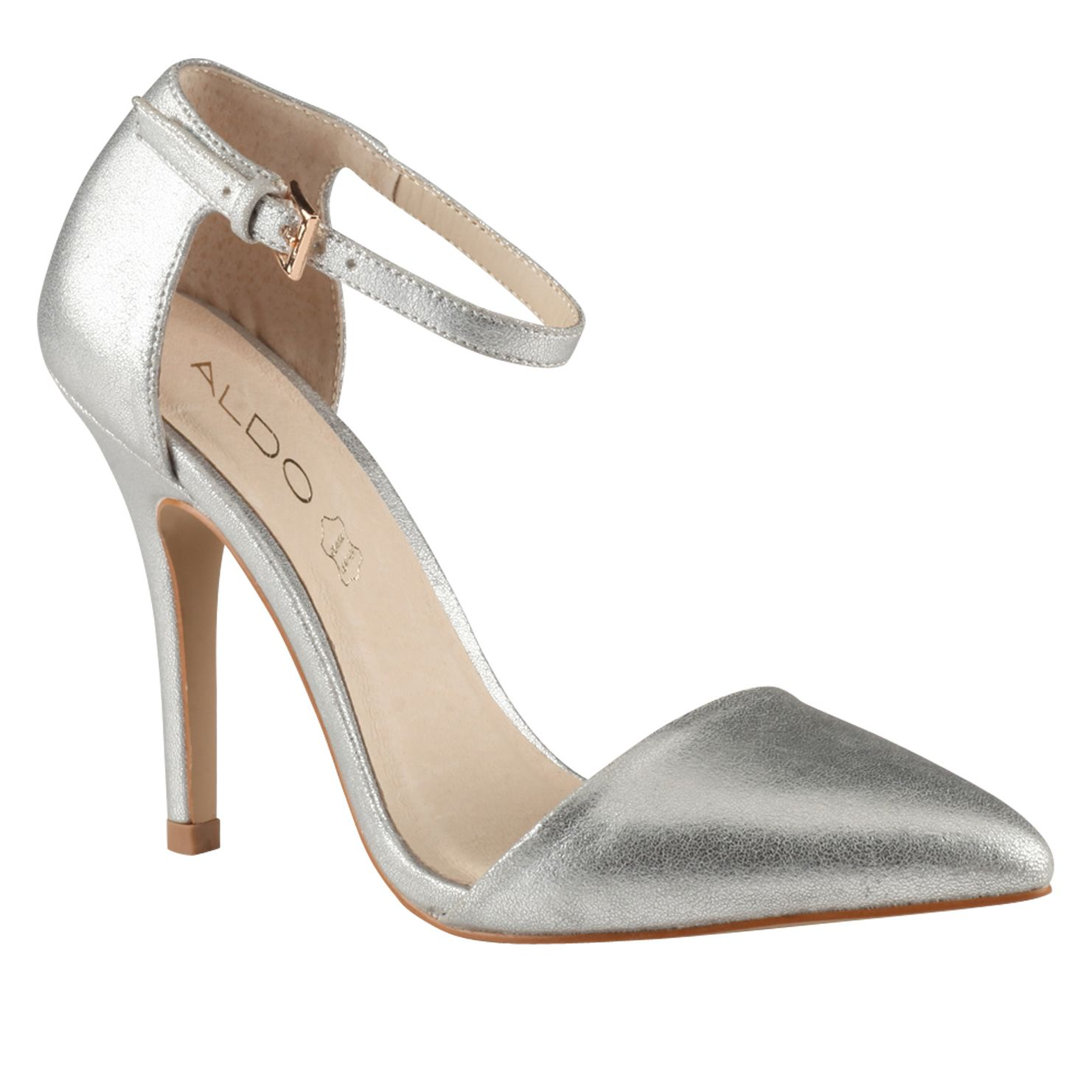 Galelawen pointed toe stilleto court shoes