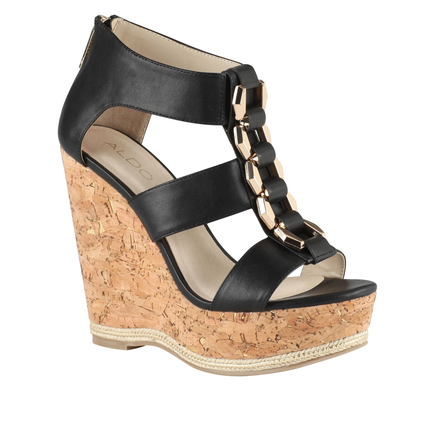 Briradia wedge sandals