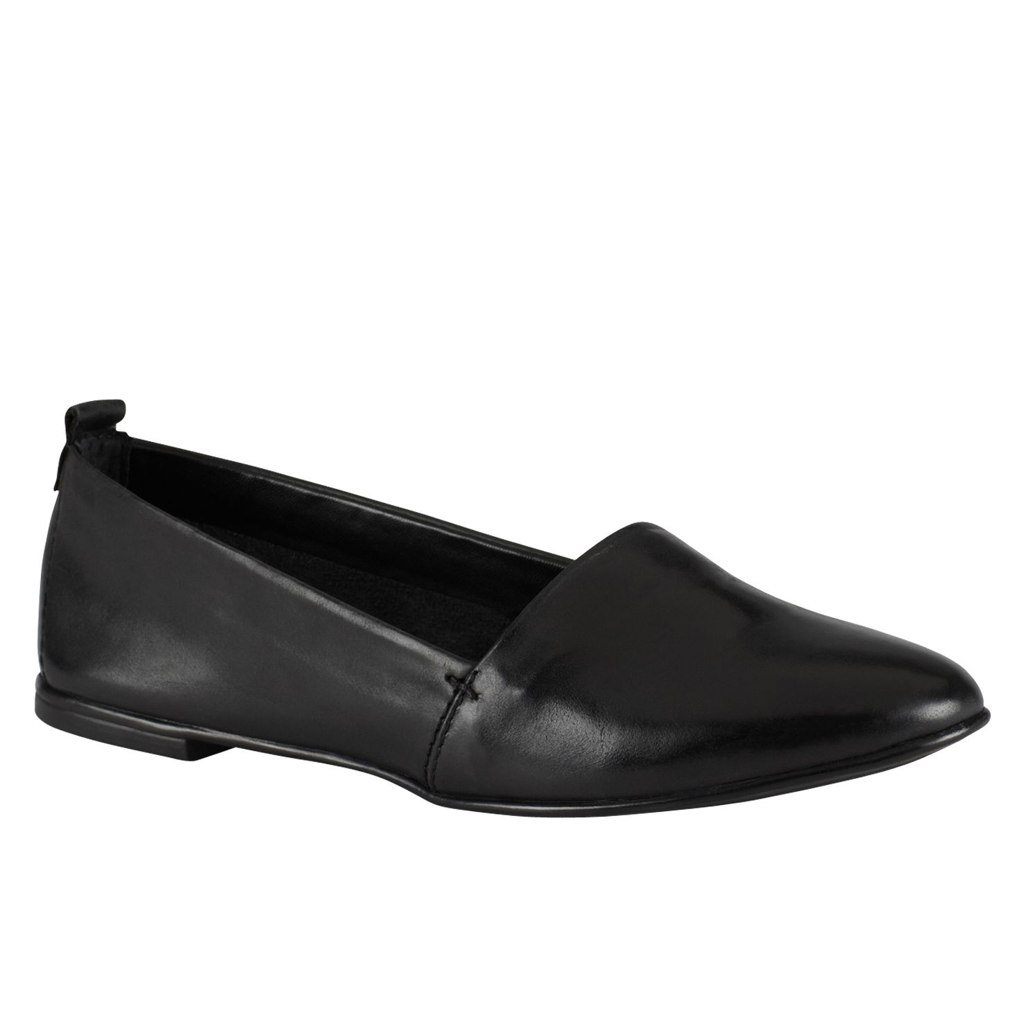 Faesa round toe slip on shoes