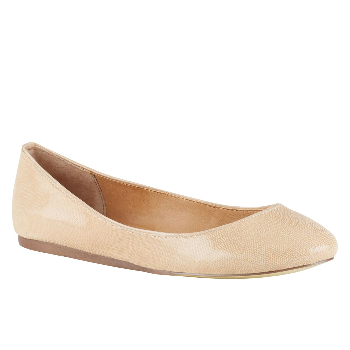 Etelanna almond toe pump shoes